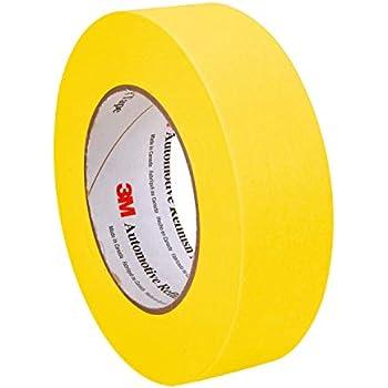 3M Automotive Refinish Masking Tape, 06654, 36 mm x 55 m