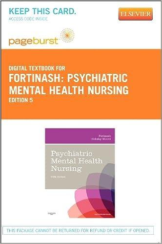 psychiatric mental health nursing psychiatric mental health nursing fortinash