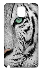 Durable Hard Case Samsung Galaxy Note3 N9000 Tiger Back Cases