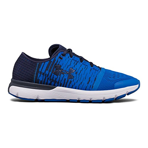Under Armour Men's Speedform Gemini 3 Graphic, Midnight Navy (400)/Ultra Blue, - Shoes Blue Midnight