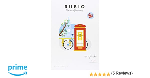 Rubio English 8 years beginners: 3: Amazon.es: ENRIQUE RUBIO POLO ...
