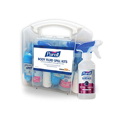 (Northfield Medical VCK6000PR Double Pack Body Fluid Clean Up Kit)