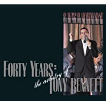 Forty Years: The Artistry Of Tony Bennett (4CD)