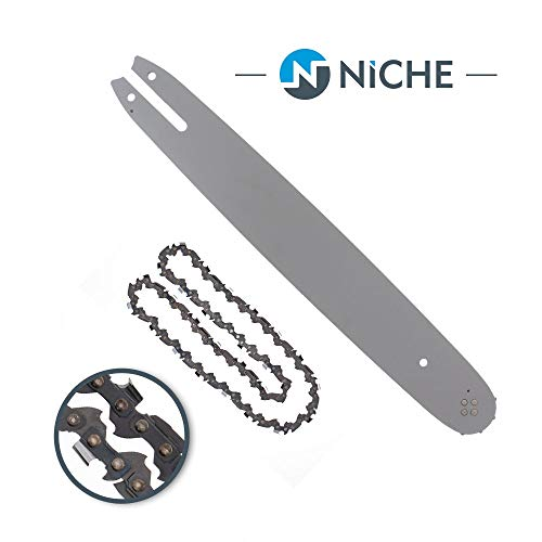 Niche Chainsaw Chain & Guide Bar Kit 55 DL 16