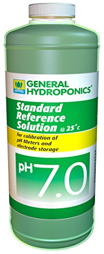 General Hydroponics Ph 7.0 Calibration Solution - 8 Ounces, 1 - Calibration Solution
