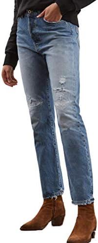 Dondup Jeans Donna Nina DP513 blu AI20