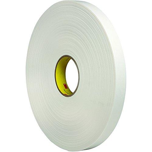 3M T95544621PK Double Sided Foam Tape, 1