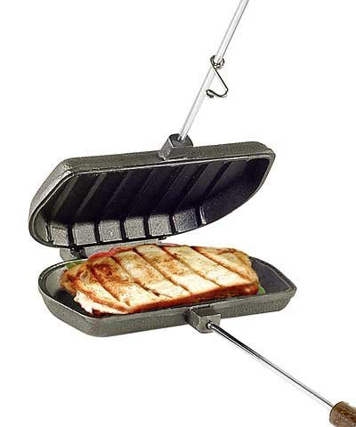 Rome Panini Press Pie Iron product image