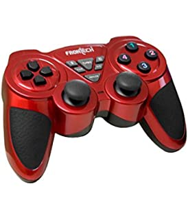 Frontech JIL-1731 3D Wired Gamepad (For PC): Amazon in: Video Games