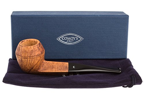 Comoy's Riband 80 Tobacco Pipe - Smooth (Comoys Pipe)