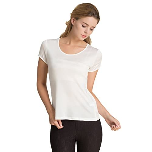 d3c4d0ff CLC Women's Mulberry Silk Camisole T-Shirt Tank Tops on sale ...
