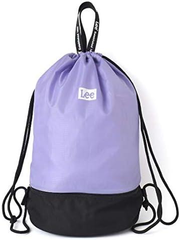 プールバッグ リュック 2層式 女の子 男の子 ナップサック 底ポケット 巾着 2ルーム キッズ 水泳 ジュニア 小学生 プール 夏 海