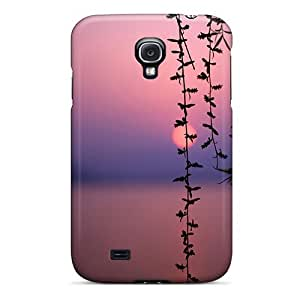 Case Cover Protector For Galaxy S4 The Sunset Case