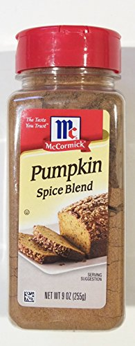McCormick Pumpkin Spice Blend
