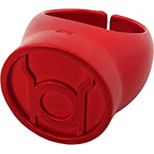 Blackest Night Red Lantern Ring Authentic DC Comics Green Lantern
