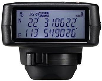 Solmeta Geotagger Gmax, cámara GPS Receptor para Nikon Df, D750, D610, D600, D7200, D7100, D7000, D5500, D5300, D5200, D5100, D5000, D3300, D3200, D3100y Coolpix A, Coolpix P7800P7700