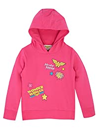 Wonder Woman Girls' DC Comics Hoodie