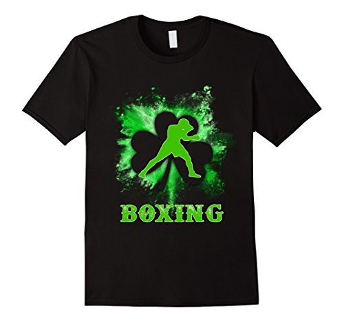 boxing Shamrock shirt St Patricks day