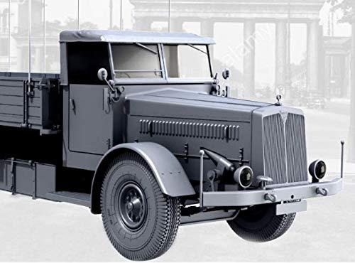 DW35003 Das Werk 1//35 Scale Faun L900 Including Sd.Ah.115 Trailer kit