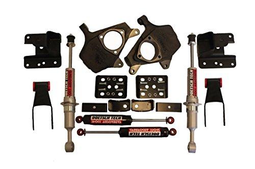 RTZ - Chevrolet GMC Silverado Sierra 1500 Pickup Lowering Kit 3