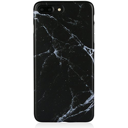 - Marble iPhone 7/8 Plus Case Black for Men,DICHEER Ultra-Thin Anti-Scratch Protective Case,Flexible Smooth IMD TPU Soft Case Rubber Silicone Skin Cover for iPhone 7 Plus or iPhone 8 Plus 5.5