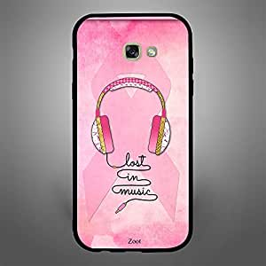 Samsung Galaxy A7 2017 Lost in Musically