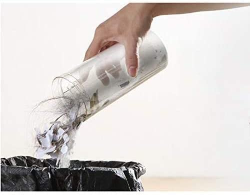 Mopoq Montant de bâton Aspirateur portatif sans sac filtre bâton, Aspirateur sans fil, 2 en 1 de poche léger bâton vide for Tapis Plancher Pet cheveux portatif aspirateur