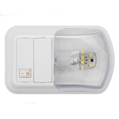 Starlights BL-3002 Interior Single LED Dome Light