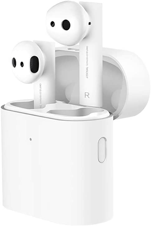 Gooplayer para Xiaomi Mi True Wireless Earphones 2 Amplificadores TWS Mi Air 2 LHDC Tap Stereo Control Dual Mic ENC con Manos de micrófono