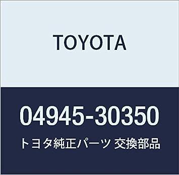 Disc Brake Pad Shim Lexus 04945-30140