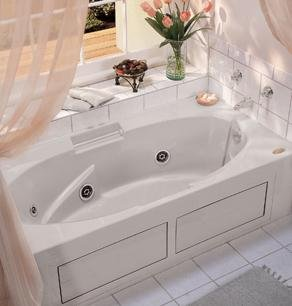 Drop In Jetted Tub.Jacuzzi Nvs7236wlr2xxy 72 Inch X 36 Inch Nova Drop In Three