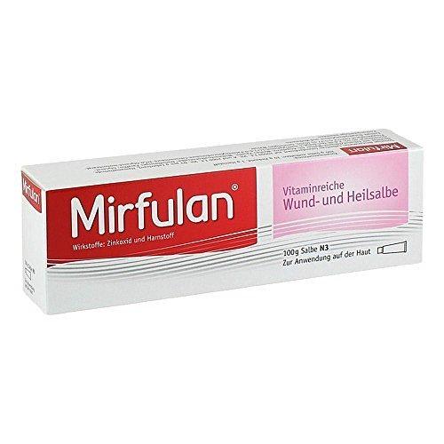 Mirfulan Wund- und Heilsalbe, 100 g