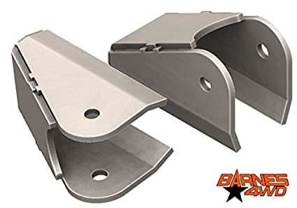 Amazon.com: 2 5/8 RADIUS ARM BRACKETS: Automotive