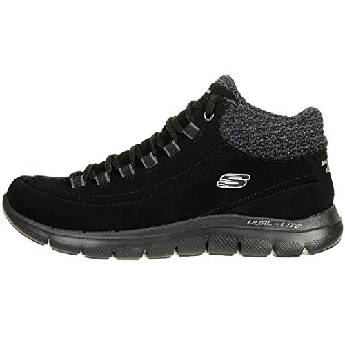 Snowy Warm Skechers 0 Foam Tech Nights Flex Women Appeal Sneaker Lite 2 Dual Memory xqq1IBpS