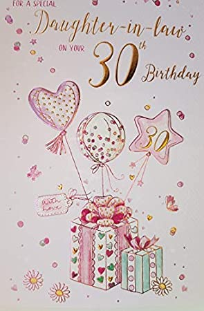 40th Birthday Wishes To My Daughter In Law Best Quotes