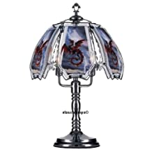 Dragon Touch Lamp ET-DRG Select Base Finish: Polished Brass