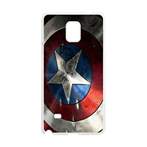 Captain America Cell Phone Case for Samsung Galaxy Note4
