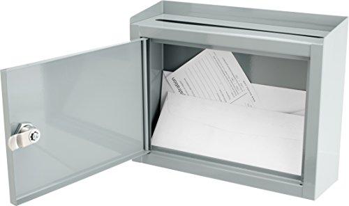 BARSKA Multi-Purpose Drop Box, Grey by BARSKA (Image #5)