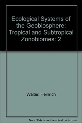 Ecological Systems of the Geobiosphere: 2 Tropical and Subtropical Zonobiomes