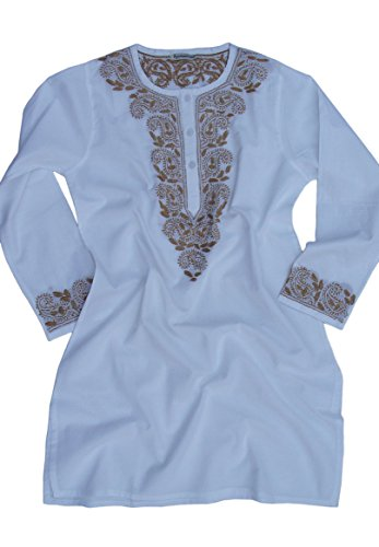 AV-Aditi-Pure-Cotton-Hand-Emb-Tunic-Off-White-16W