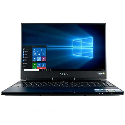 CUK Aero 15X Ultra Thin Gaming Laptop (i7-8750H, 32GB RAM, 2x500GB NVMe SSD, NVIDIA GeForce GTX 1070 Max-Q, 15.6