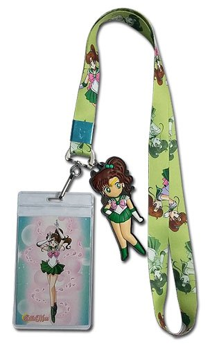 Great Eastern Entertainment Sailor Moon - Sailor Jupiter Lanyard
