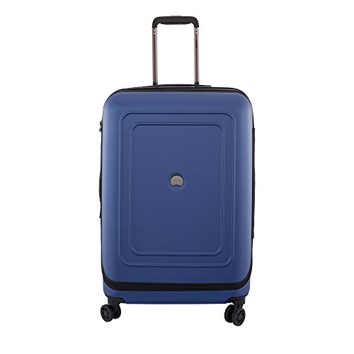 delsey-luggage-cruise-lite-hardside-25-exp-spinner-trolley-blue