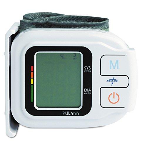 MIIMDS3003 - Medline Automatic Digital Wrist Blood Pressu...