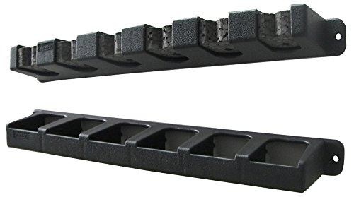 - Berkley BAVRR Vertical Rod Rack, Black
