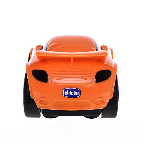 Chicco - Coche Turbo Touch Stunt Car, Richie Road, Color Naranja: Amazon.es: Juguetes y juegos