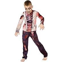 Big Boys' Boy Zombie Costume Medium (8-10)