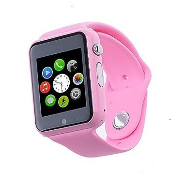 TOKUYI ® G10A Reloj conectado con Bluetooth, podómetro Smart ...