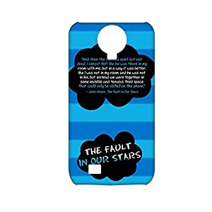 Generic Cute Phone Cases For Children Print With The Fault In Our Stars For Samsung Galaxy S4 Full Body Choose Design 1-4