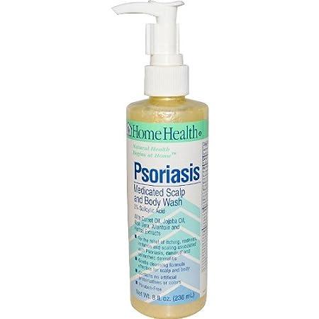 Home Health Psoriasis Shampoo